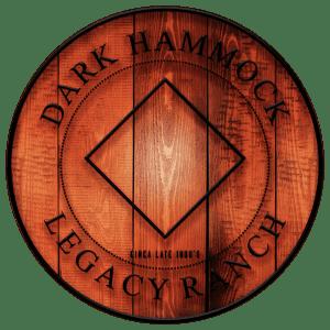 Dark Hammock Legacy Ranch Logo
